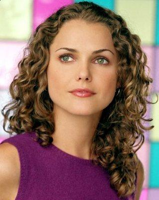 Keri Russell hairstyle