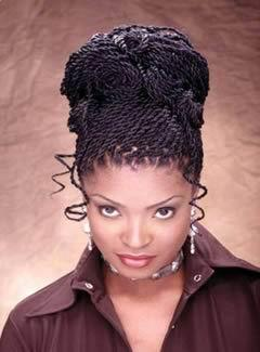 African American Hairstyles twist style