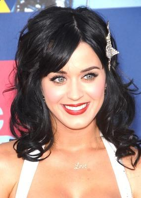 Katy Perry beautiful hair