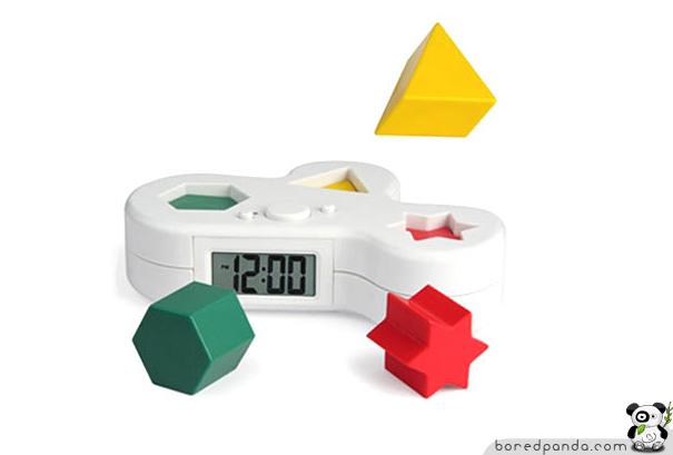 puzzle alarm clock 2