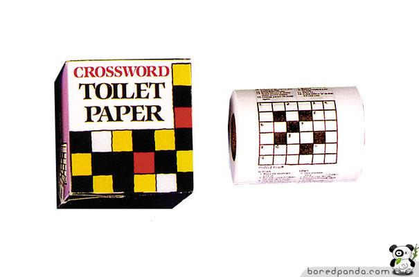 11 Boredom-Killing Toilet Papers