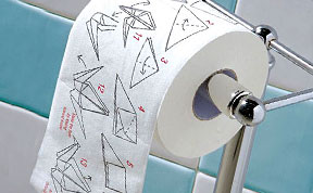 11 Boredom-Killing Toilet Papers