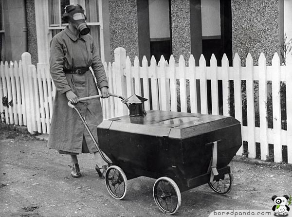 || COOL INVENTIONS FROM THE PAST|| INTERESTING AND FUNNY|| Cool-inventions-gas-war-pram