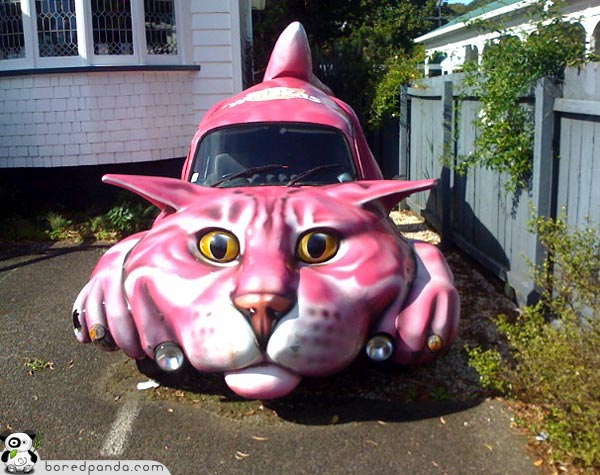 Top Weirdest Cars Ever Made Bored Panda - 10 weirdest collections world