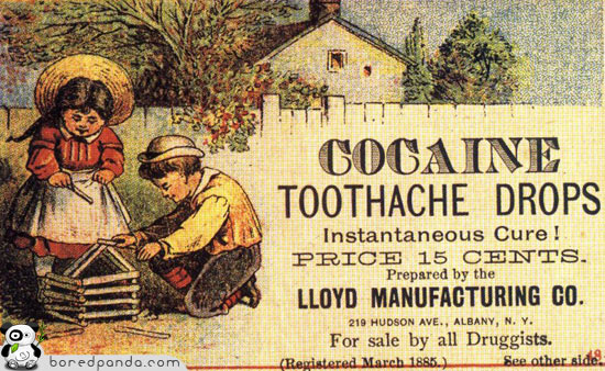 20 Odd Vintage Products You Won't Find Today