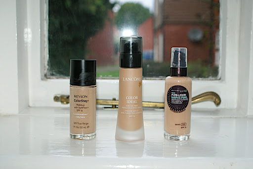 Maybelline Pure Makeup Review. Maybelline pure mineral