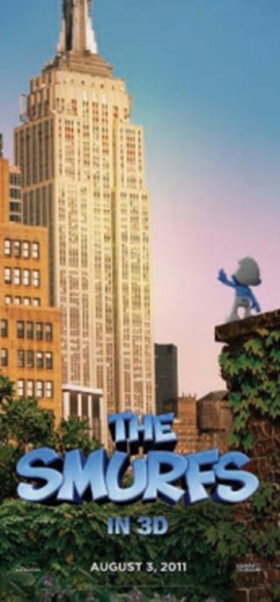 The-Smurfs-3D-movie-poster-2