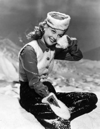 ANN SHERIDAN 1940S