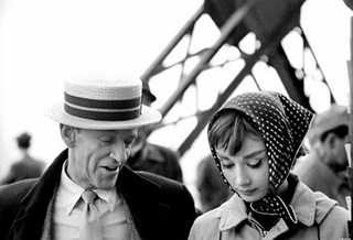 audrey hepburn fred astaire