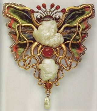 Amazing jewelry by Wilhelm Lucas von Cranachb