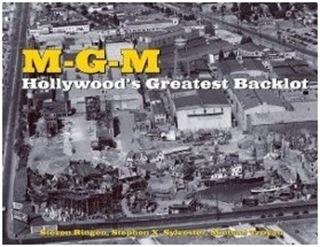 MGM BACKLOT BOOK