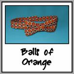 balls of orange