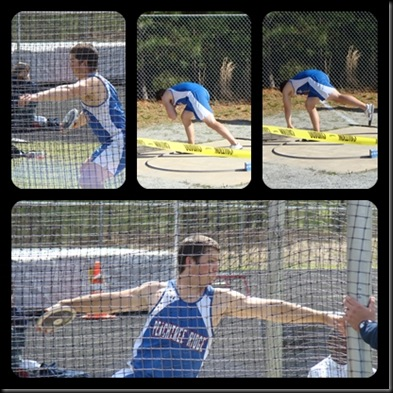 carson shot and discus
