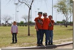 kids at phoenix park