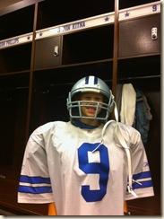 JB as Romo