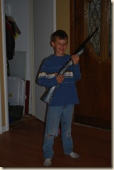 JB and his BB gun