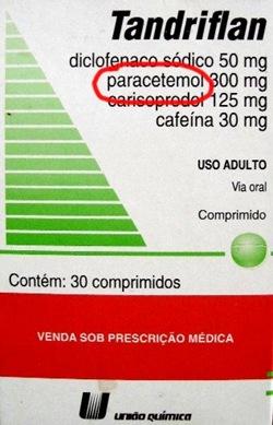 caixa de medicamento escrito errado blog