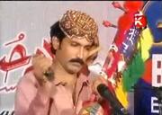 Jhen manhoon la mu zindagi by Ghullam Hussain Umrani