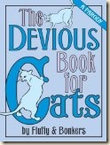 "Buy ""The Devious Book for Cats"""