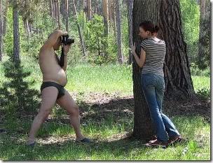 woe.. ini artis pornonya elu ape gwe sic, kok lo yg telanjang gitu..