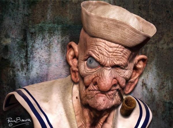 Popeye Authentic
