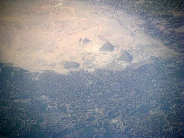 Kair z lotu ptaka