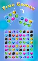 Screenshot of Diamond Match Jewel Mania Free