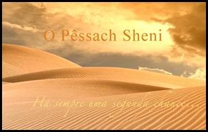 Pêssach sheni