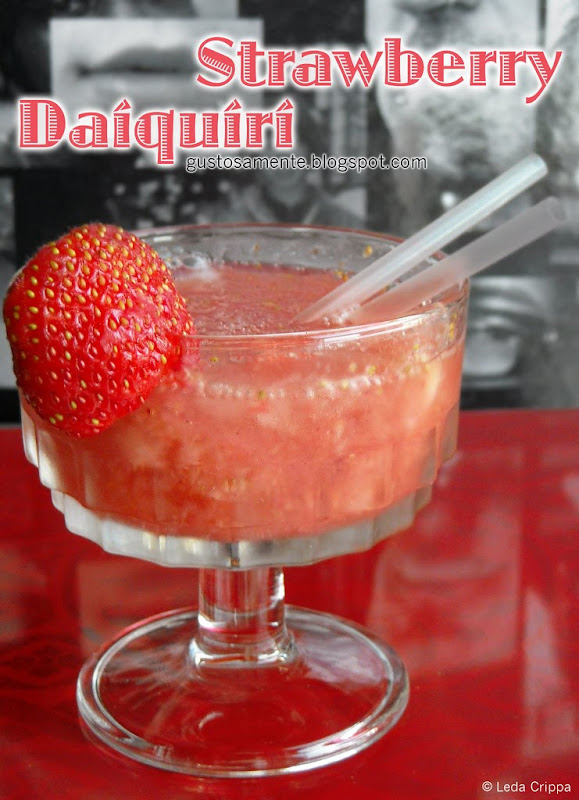 Daiquiri frozen alla fragola