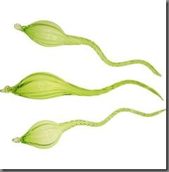 Green sperm