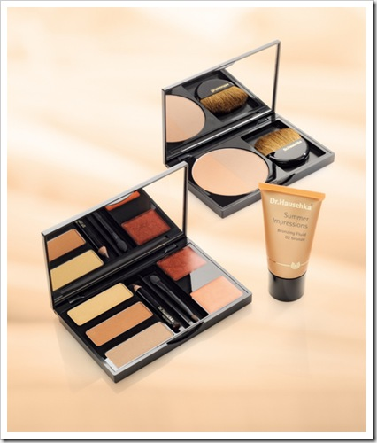 Dr.Hauschka_Look 2010_Summer impressions_warm breeze