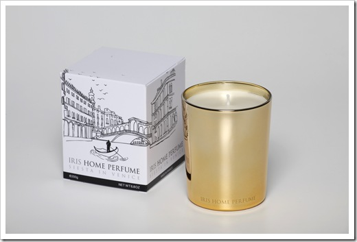 iris home perfume - siesta in venice 280 nis צילום אילן בשור