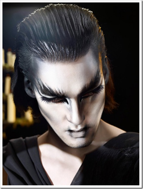 Illamasqua-Art-of-Darkness-fall-winter-2010-wolfman