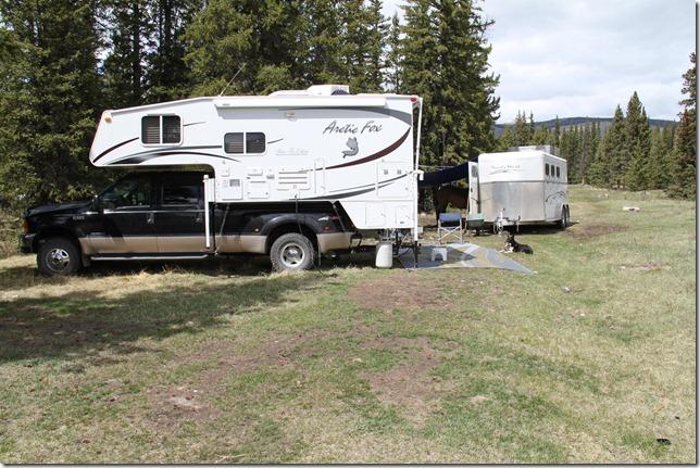 Yaha Tinda Camp site-1