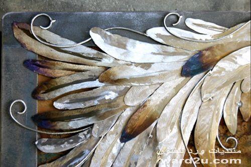 اروع الاشغال اليدويه من الحديد