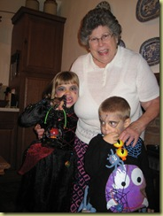 sacrey monsters with Nan
