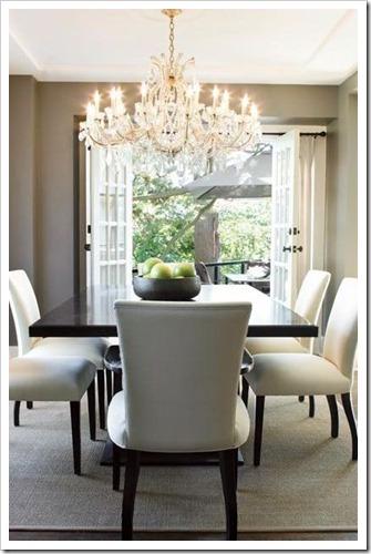 Venetian chandelier H & H