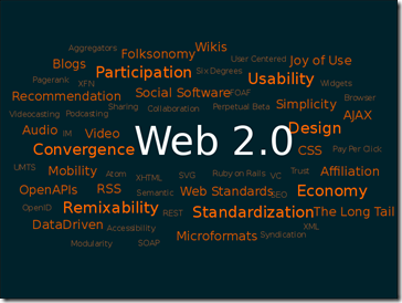 Web 2.0 Cloud