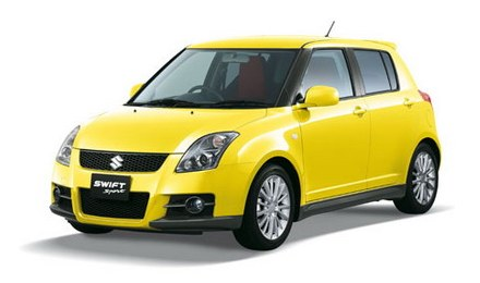 Suzuki has prepared special releases of cars