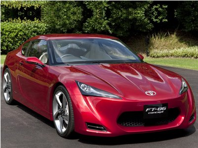 Toyota will cardinally change design of FT86