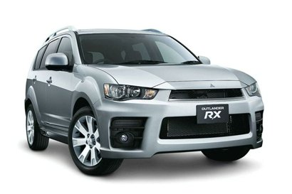 Mitsubishi Outlander RX for Australians