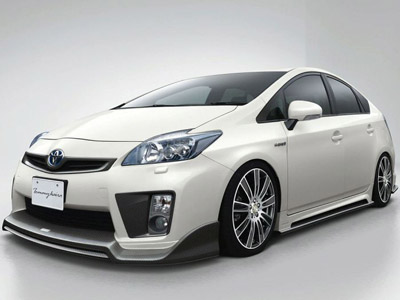 # Tommy Kaira has presented a tuning version Toyota Prius