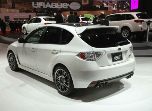 Hatchback Impreza