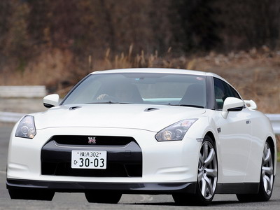 Nissan prepares last version GT-R