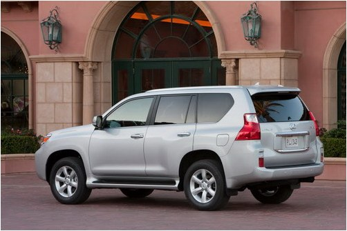 Off-road car Lexus GX