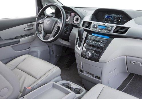 Interior Honda Odyssey