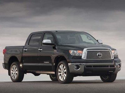 Toyota adds powers for Tundra