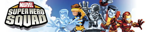 marvel superhero squad at marvel dot com
