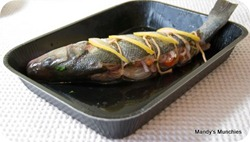 Sea bass tray-1