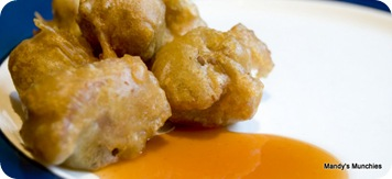 Sweet and Sour Pork Balls
